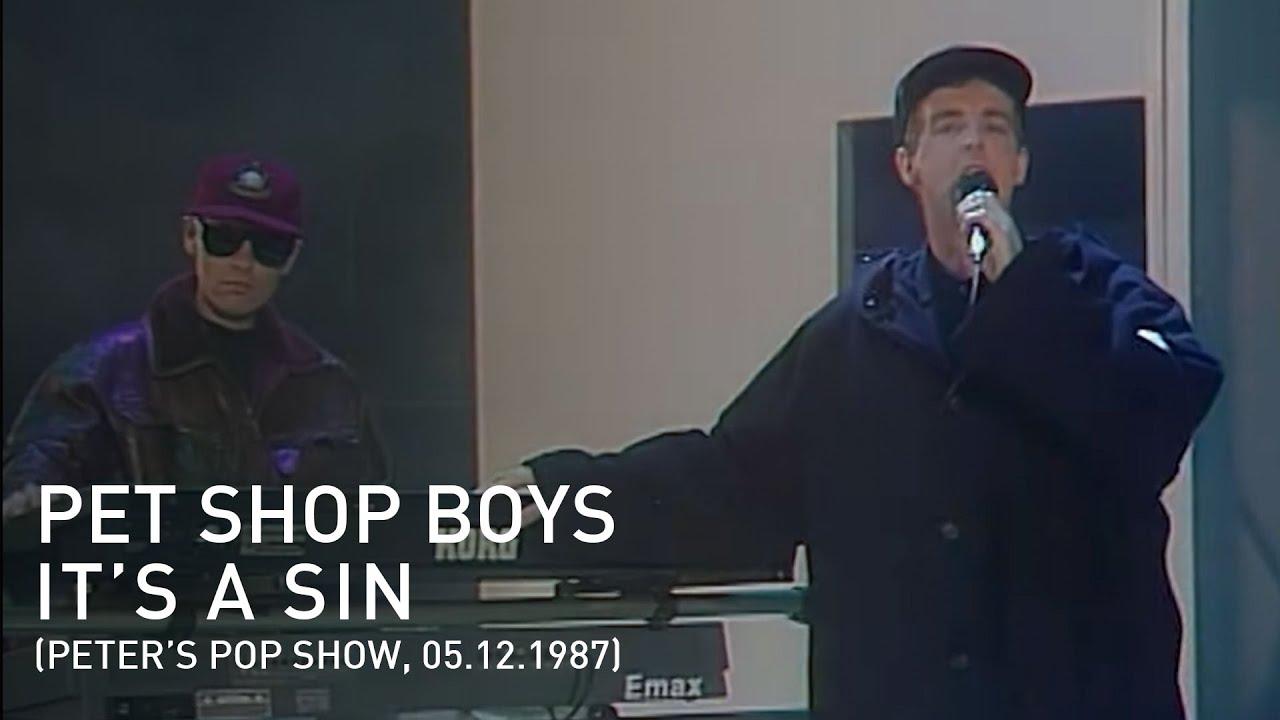 Download Pet Shop Boys - It's A Sin (Peters Pop-Show, 05.12.1987)