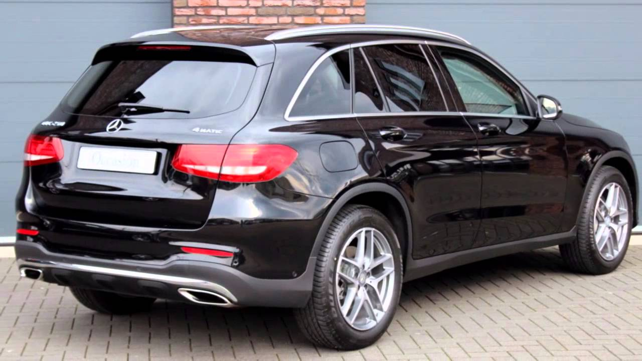 mercedes benz glc klasse 250 4matic automaat amg styling panoramadak comand youtube. Black Bedroom Furniture Sets. Home Design Ideas