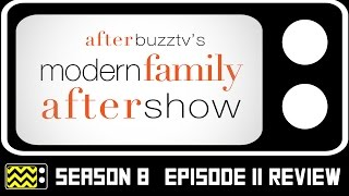 Modern Family Season 8 Episode 11 Review & After Show | AfterBuzz TV