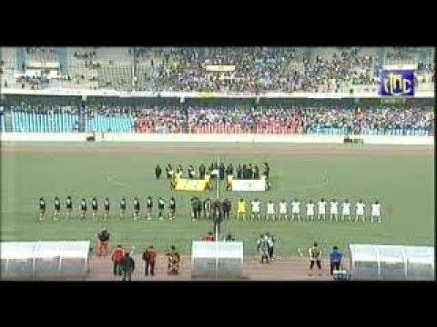 RDC vs CONGO 1 - 1 éliminatoires du Chan 2018 match retour