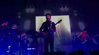 When You Die - MGMT @Berlin 2018.1.30