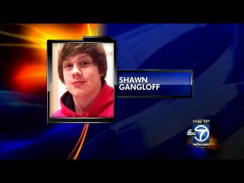 Shawn Richard Gangloff, 15, of Olney dies day after car hits tree; two other teens seriously injured