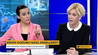 Prof. Dr. Zehra Neşe Kavak / TVNET SAĞLIK RAPORU 12.01.2016