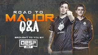 In this special Q&A brought to you by ESP.bet, we join Ex6TenZ and ...