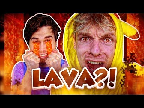 ALLES IN DE LAVA?! - Minecraft Survival #127