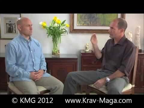 Interview With Eyal Yanilov - The Morals of Krav Maga Global ( KMG )