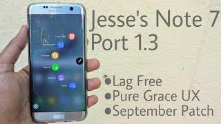 Galaxy note 7 port