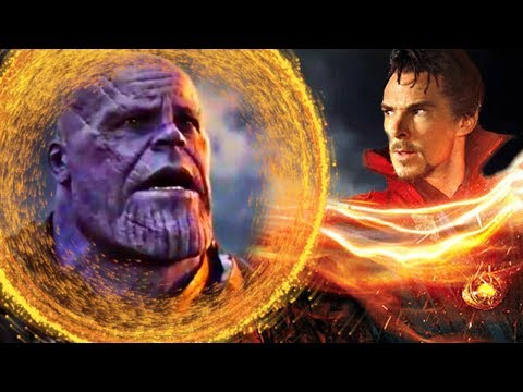 Russo Bros FINALLY Explain Why Dr. Strange Didn't Cut Thanos's Arm Off In AVENGERS INFINITY WAR