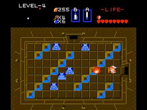 Let's Play The Legend Of Zelda (FDS) 03 - Making Mistakes (with silentkilerX)