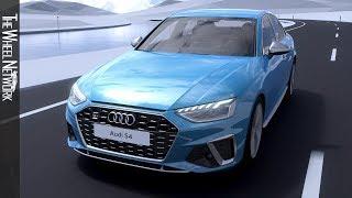 2020 Audi S4 TDI 48-Volt Mild-Hybrid-System