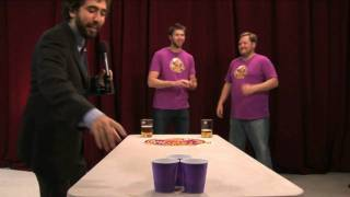The Drinking Game Show Episode 1 / Part 3: Blackout Round and Bonus Beer Pong