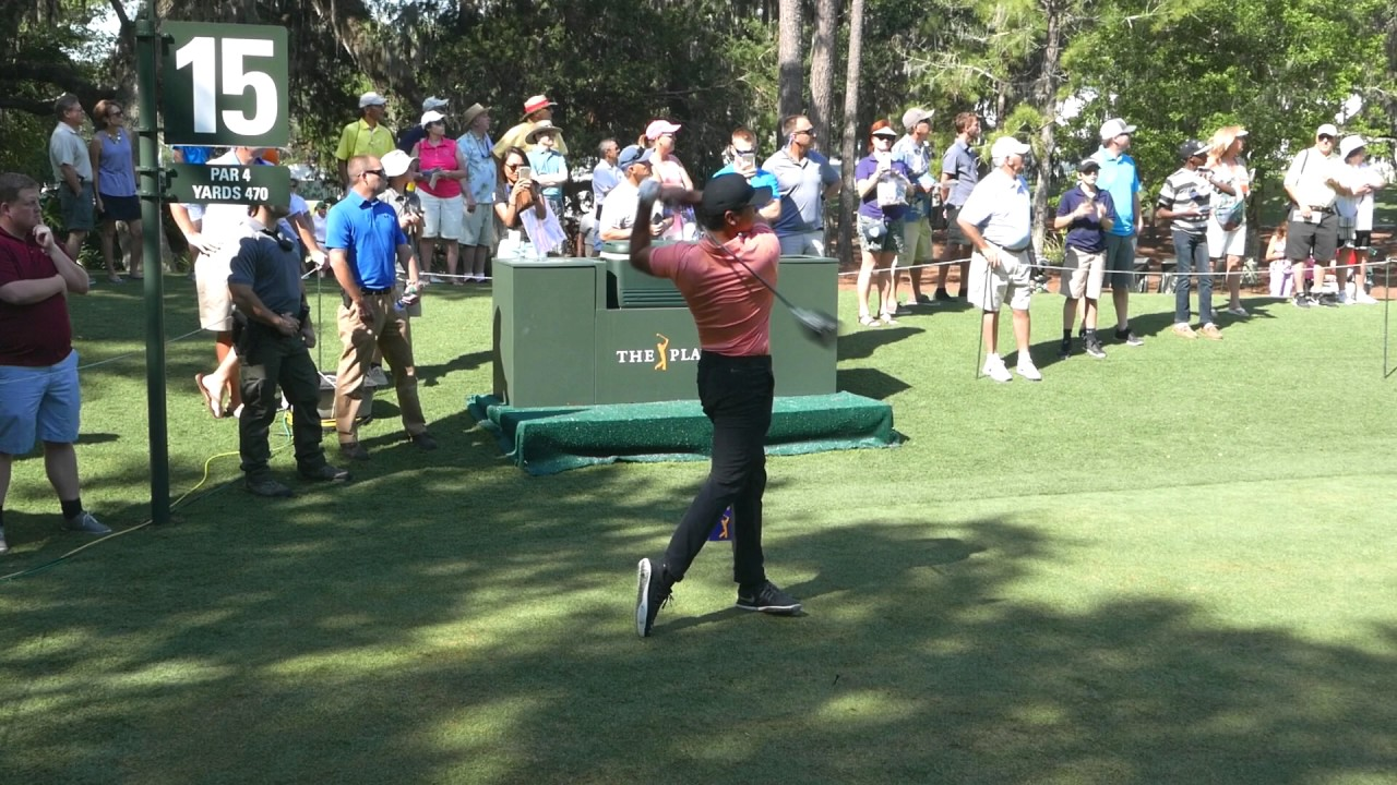 Jason Day Golf Swing Slow Motion 2017