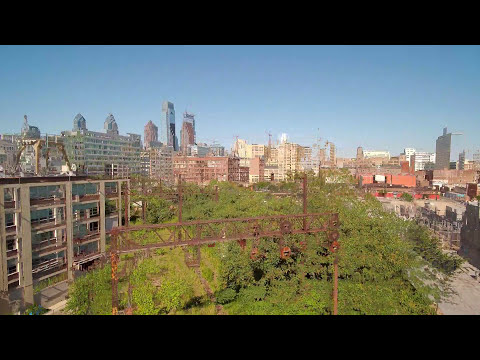 Abandoned Railroads - Aerial Footage | Dragonfly Drone Services | Philadelphia, PA