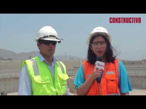 Planta de Tratamiento de Aguas Residuales Santa Clara