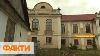 Дети и преподаватели оказались на улице: в Кременце разрушается музыкальная школа