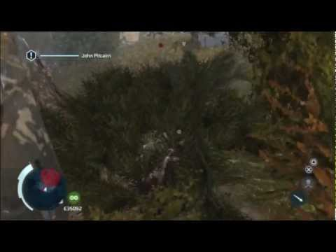 Assassine's Creed III - How to kill John Pitcairn without detected