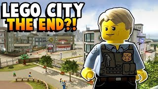 LEGO CITY FINALE! Vote For The NEXT Lego Game! - Lego City Undercover 100% Completion Reward!