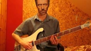 Dr House Teaches Funky Slap Bassline :)