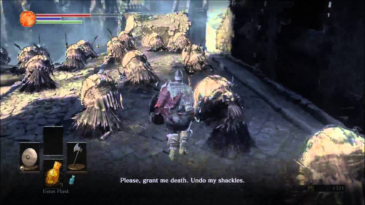 Dark Souls 3 How To Recruit Yoel Of Londor Youtube Walking between dead characters (opposite the first gate, near the abyss) you can hear one of them. dark souls 3 how to recruit yoel of londor