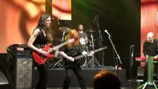 Epitaph ( King Crimson ) instrumental 2012  -  Peter Sonntag Quartett live