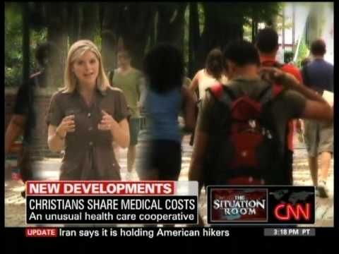 Christian Healthcare Ministries - CNN Situation Room - Health Care Co-operative
