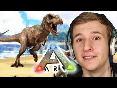 ARK: PREŽIVLJAVANJE SA DINOSAURIMA ( Ark Survival Evolved Preživljavanje Epizoda 1 )