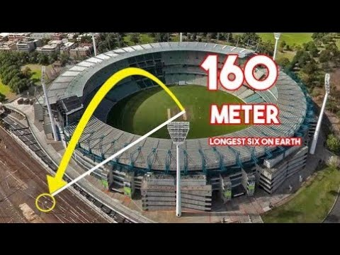 10 longest sixes|| out of stadium sixes|| huge sixes in cricket history ever