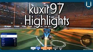 kuxir97 Highlights   Goals, Saves, Funny Moments   Rocket League