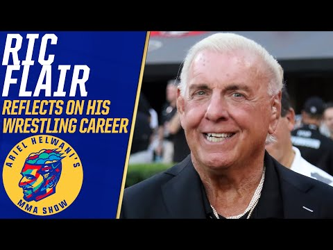 Ric Flair describes battling anxiety through his career, Michael Chandler paying homage