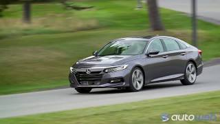 Best Sedan: 2018 Honda Accord - AutoWeb Buyer's Choice Award Winner