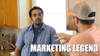HOW TO MAKE MONEY ONLINE WITH 8-FIGURE MILLIONAIRE ANIK SINGAL | Chris Record Vlog 99