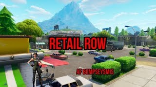 RETAIL ROW! OFFICIAL MUSIC VIDEO