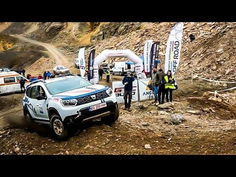 off road dacia duster 2018 extreme off road trial youtube. Black Bedroom Furniture Sets. Home Design Ideas