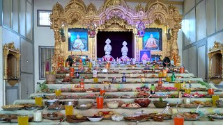 Diwali & Annakut celebration 2017 Baps swaminaryan Mandir vadola