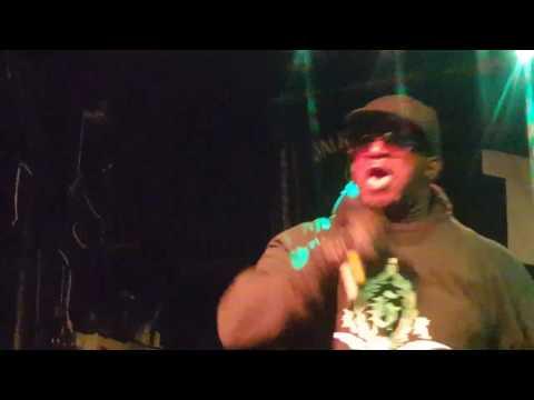 Kool G Rap Wise Guys Live 22.06.17 Bristol UK