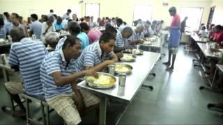 Akshaya Trust , Madurai.  Rehabilitation