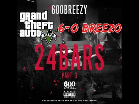 600 BREEZY 24 bars pt 3 | GTA5 MUSIC VIDEO | shotby @OfficialMalikTv