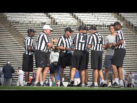 Conference USA Officials Prepare for the 2016 Football Season