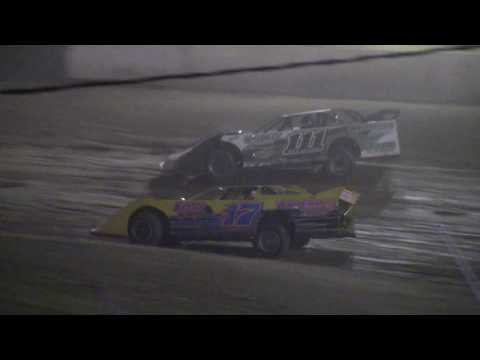 Eriez Speedway RUSH Crate Late Model Feature 7-16-17