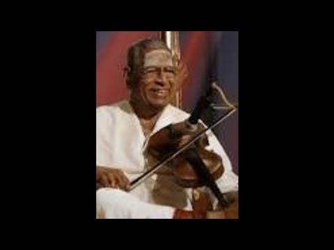 MS Gopalakrishnan-Vatapi Ganapatim-Hamsadhwani-Adi-Dikshitar-Violin