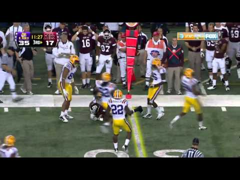 Morris Claiborne LSU NFL Draft Analysis
