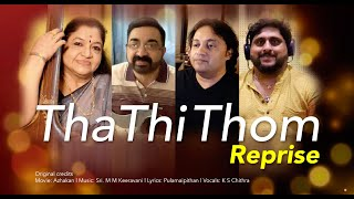ThaThiThom Reprise   Azhagan   Pulamaipithan   M M Keeravani   K S Chithra