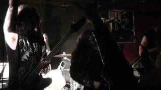 Nocturnal Depression - Seven Tears are Flowing to the River ( Nargaroth Cover) (Live) (HD)