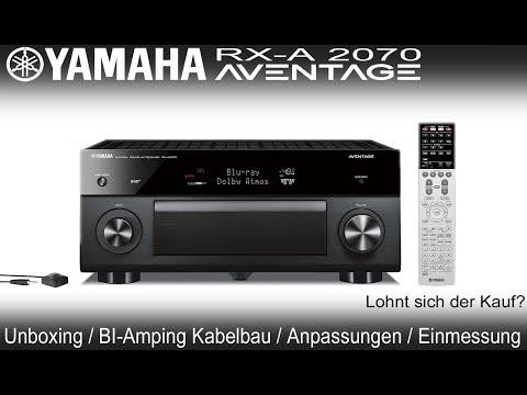 YAMAHA RX A2070