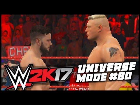 WWE 2K17 | Universe Mode - 'THE HEYMAN GUYS!' | #80