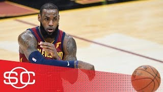 LeBron James plays near-perfect game to top Raptors | SportsCenter | ESPN