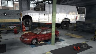 BeamNG.drive - Car Hoist
