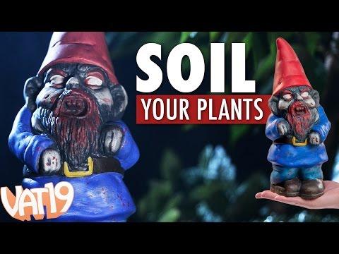 The Zombie Garden Gnome