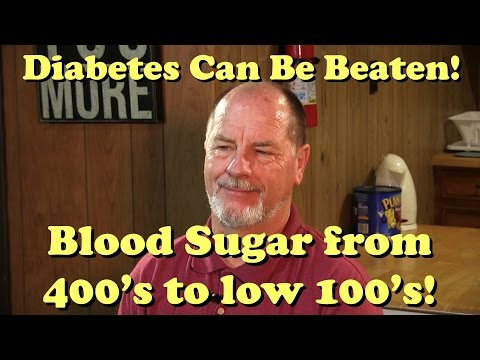 From 400 Mg/dl To 100 - Wow! Interview With Richard Clark On His Victory Over Diabetes