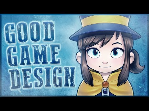 Good Game Design - A Hat In Time: Spiritual Successor to Original IP